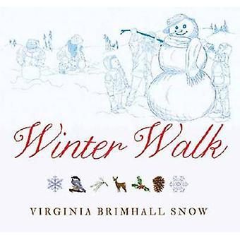 Winter Walk by Virginia Snow