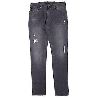 Armani Jeans Afrique Coton Jean J06 Gris