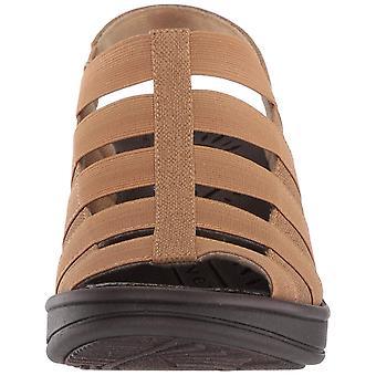 Easy Street Womens Floaty öppen tå Casual Strappy sandaler