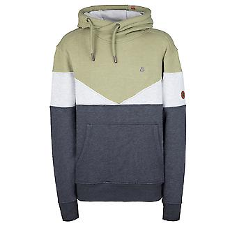 Alife and kickin sporty men's hooded sweatshirt hoodie Jasper dust