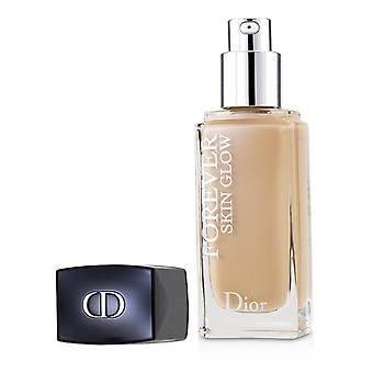 Dior forever skin glow 24 h wear radiant perfection foundation spf 35 # 3 cr (cool rosy) 236257 30ml/1oz