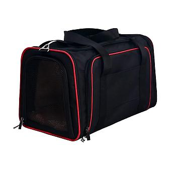 Expandable transport bag for animals