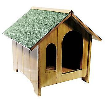 Nayeco Dog wooden hut NY (Dogs , Kennels & Dog Flaps , Kennels)