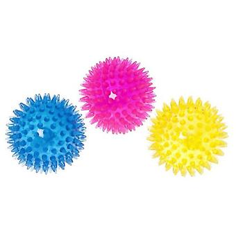 Karlie Flamingo Good4Fun Ball Skewers Assorted Colors (Dogs , Toys & Sport , Balls)