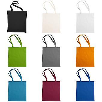 "Jassz Bags ""Beech"" Cotton Large Handle Shopping Bag / Tote"