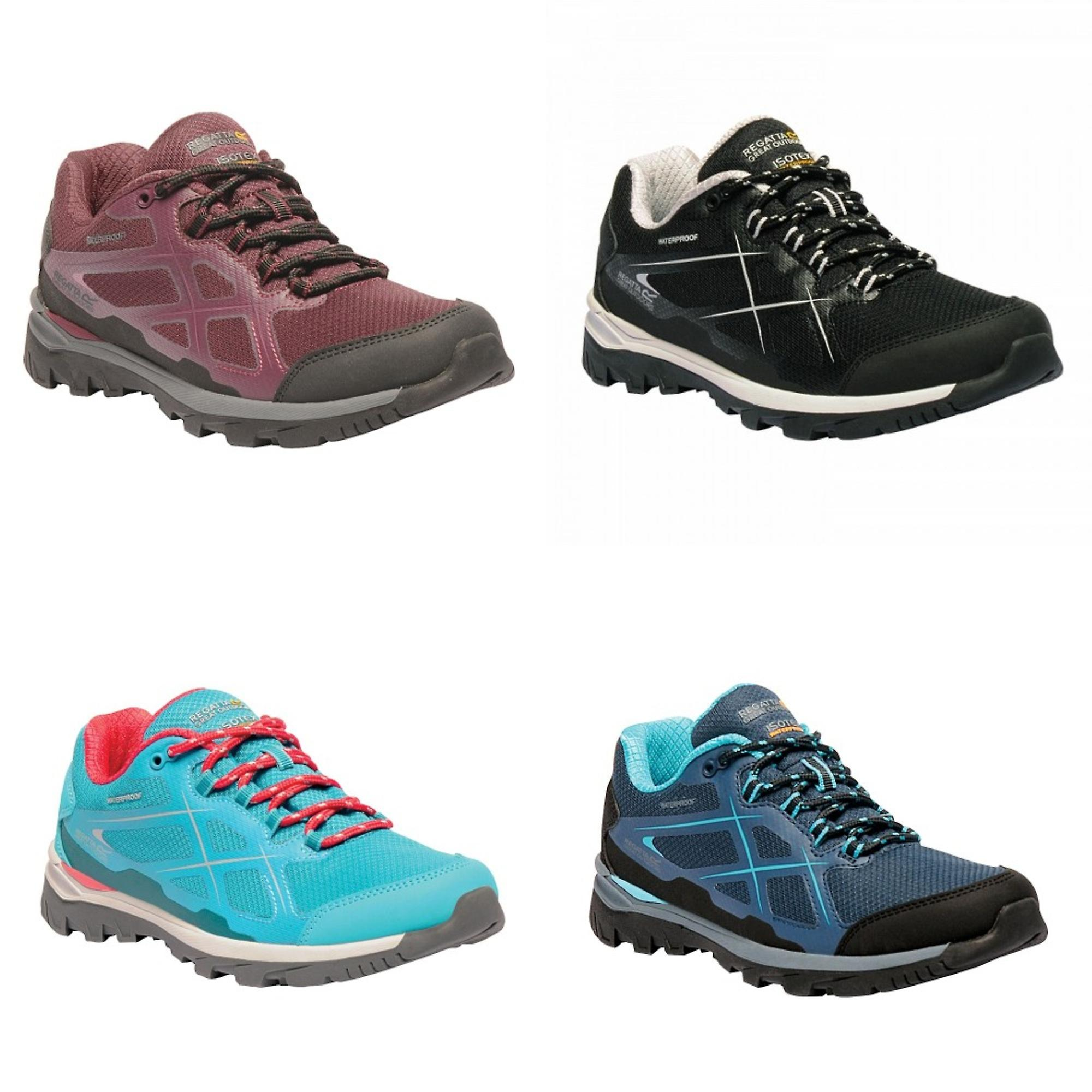 Regatta Great Outdoors Womens/Ladies Kota Low Walking Shoes sv89s