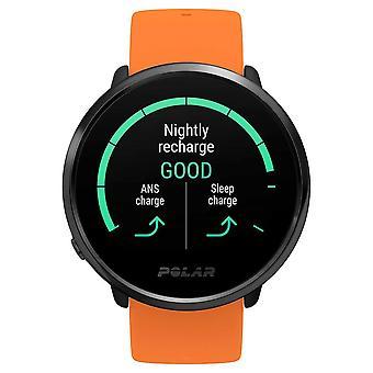 Polar   Tenne   Oransje gummistropp   GPS pulsmåler  M / L 90081718 Klokke