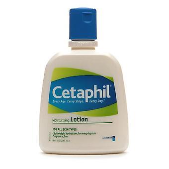Cetaphil moisturizing lotion, fragrance free, 8 oz