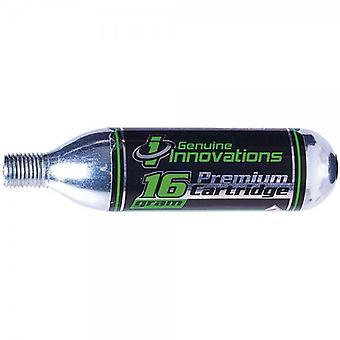 Genuine Innovations Pumps - 16 Gram Threaded Cartridges (box 6)