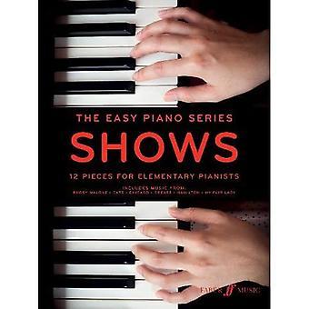 Den lätta Piano serien: Visar (lätt Piano-serien)