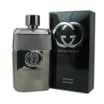 Gucci culpable de hombre3.0 oz eau de toilette spray