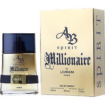 AB Spirit Millionaire by Lomani 100ml EDT Spray