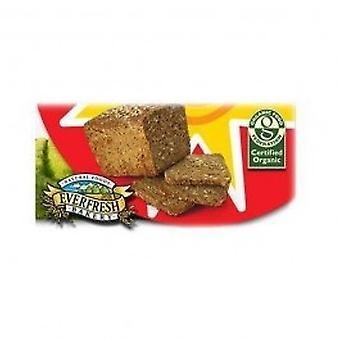 Everfresh - Org Sprout Rye Bread 400g