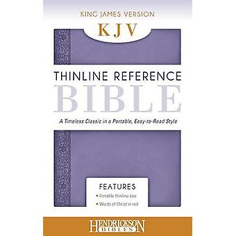 KJV Thinline Reference Bible Lilac - A Timeless Classic in a Portable
