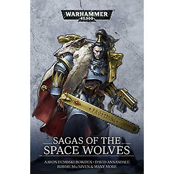 Sagas of the Space Wolves - The Omnibus by Aaron Dembski-Bowden - 9781