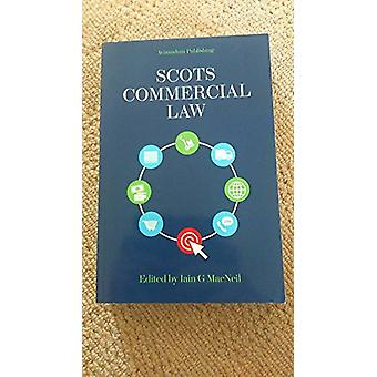 Scots Commercial Law by Iain G. MacNeil - 9781904968566 Book