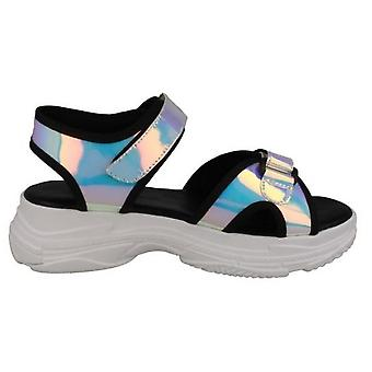 Spot On Womens/Ladies Sporty Sandal