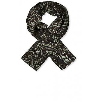 Masai Clothing Along Sea Spray Patterned Scarf