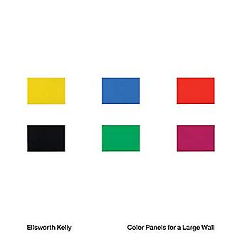 Ellsworth Kelly - Color Panels for a Large Wall by Ellsworth Kelly - 9