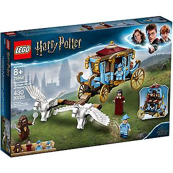 LEGO 75958 the coach of Beauxbatons: arrival at Hogwarts