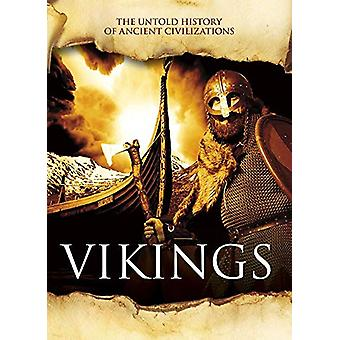 Vikings by Mason Crest - 9781422235225 Book