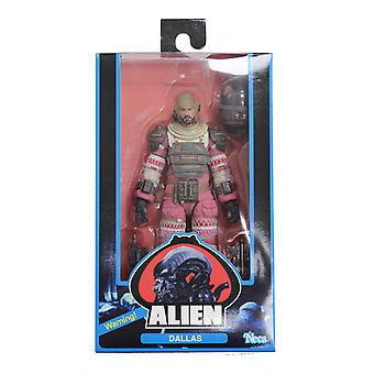 Dallas in Compression Suit 40th Anniversary Edition Poseable Figure from Alien