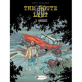 Route 66 List The Vol. 3 Kansas by Eric Stalner