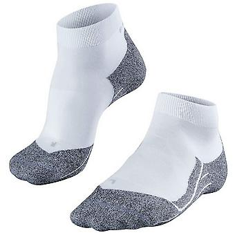 Falke Running 4 Light Short Socks - White Mix