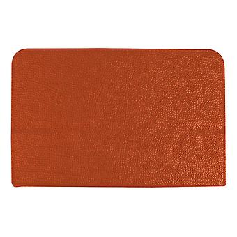 "Magnetic PU Leather Case Cover for Lenovo A7-30 A3300 7""[Orange]"