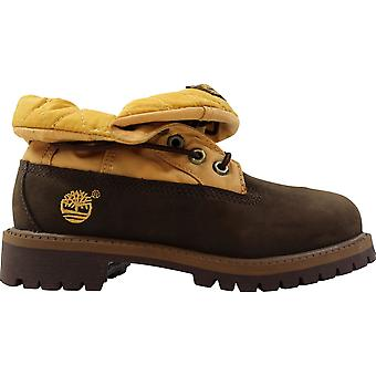 Timberland Roll Top Brown 22752 Pré-escola