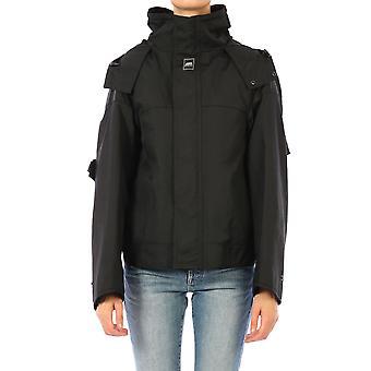 Balenciaga 626541tio031000 Women's Black Nylon Outerwear Jacket