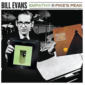 Bill Evans-Empathy/Pikes Peak [CD] importazione USA
