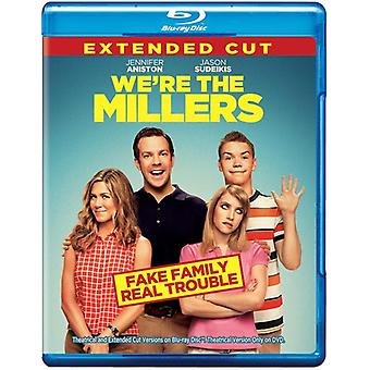 We're the Millers [BLU-RAY] USA import