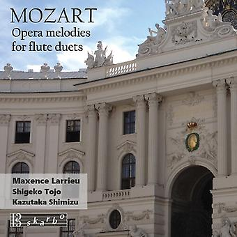 Opera Melodies For Flute Duets [CD] USA import
