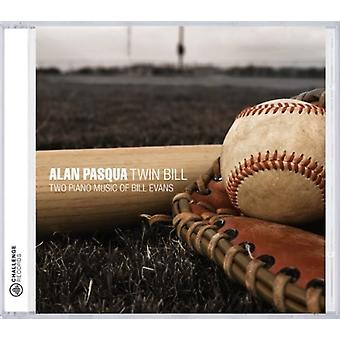 Twin Bill: Two Piano Music Of Bill Evans [CD] USA import