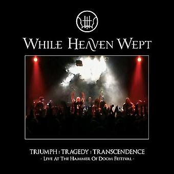 While Heaven Wept - Triumph Tragedy Transcendence [CD] USA import