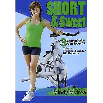 Short & Sweet Cycling [DVD] USA import