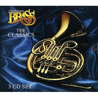 Canadian Brass - Canadian Brass: The Classics [CD] USA import