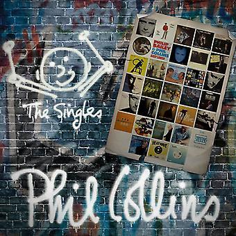 Phil Collins - Singles (2CD) [CD] USA import