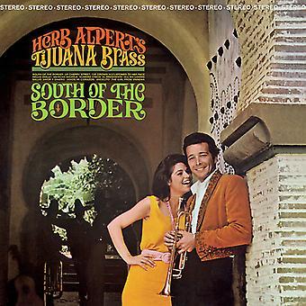 Herb Alpert & Tijuana Brass - South of the Border [Vinyl] USA import