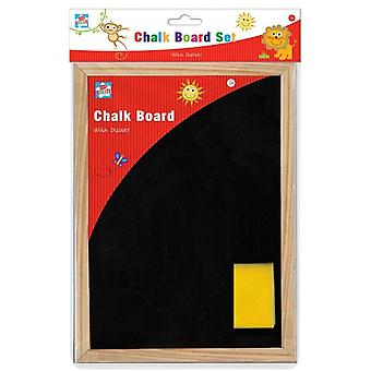Anker Childrens/Kids Chalkboard Set