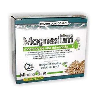 Mineraline Magnesium 60 vegetable capsules