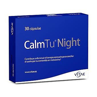 CalmTu Night 30 capsules