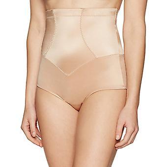 Arabella Women's Curve definiëren Shapewear Brief, Naakt, Groot