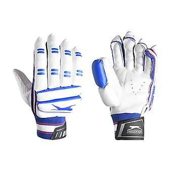 Slazenger Premium Batting Guanti Juniors