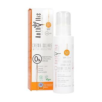 SPF 50 Sunscreen 100 ml
