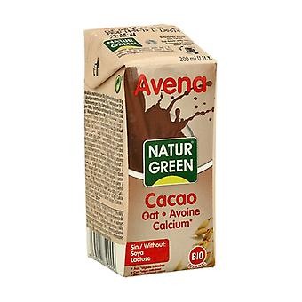 Oatmeal Cocoa Calcium Drink 200 ml