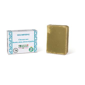 Solid shampoo for dry hair 100 g