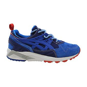 ASICS Tiger Mens Gel-Kayano Trainer Knit Fabric Low Top Lace Up Running Sneaker