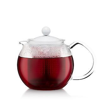 Bodum Tea Press 0.5L Vaaleanharmaa